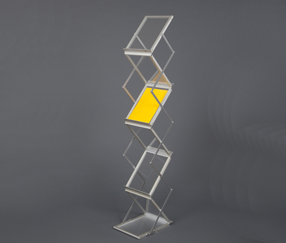 Portable Literature Display Stand Product Image