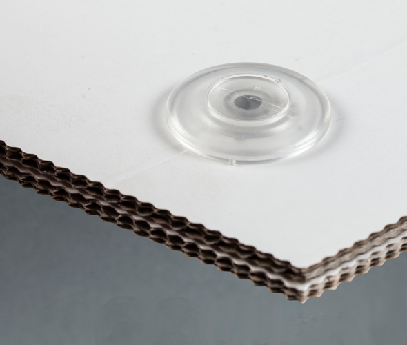 Clear Push Rivet Product Image