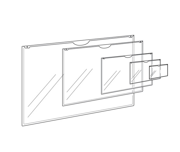 Sign Holder Sleeve Product Image