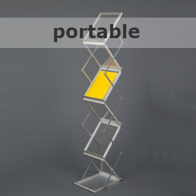 portable-literature-display-stand